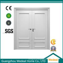 Customized Best Quality New Design White Primed Doors (WDH01)