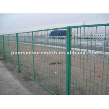 2x2 Fence Galvanized welded fencing mesh