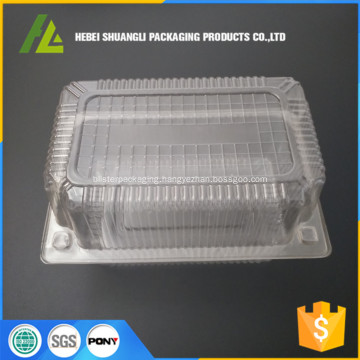 clear plastic container cookie