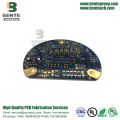 High Precision Multilayer PCB Blue Ink