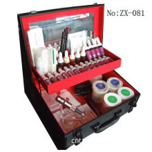 Multifunctional Professional Tattoo and Permanent Makeup Tools Kit (ZX-081)