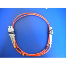 Fiber Optic Patchcord- LC/Sc Duplex Multimode 2.0mm Cable