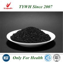 Kohle basierte chemische Formel Aktivkohle