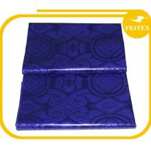 Tissu et textile en coton bazin tissu en gros robes africaines guinée brocart