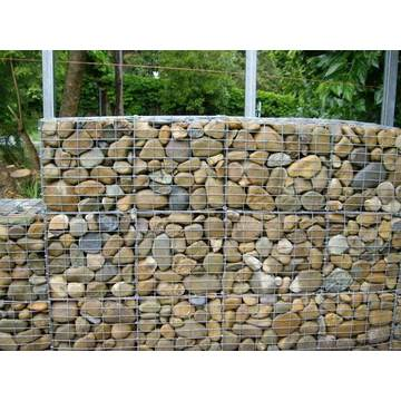 Professional GI Gabion Box With CE Certificate