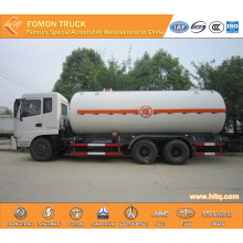 DONGFENG 6X4 25300L LPG transportation truck