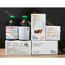 Multivitamin-Injektion für Tiere