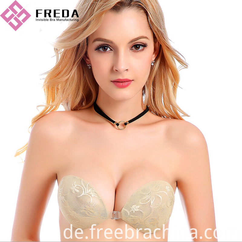 self adhesive silicone bras
