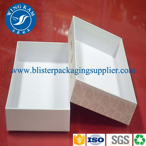Printing luxury paper box packaging,