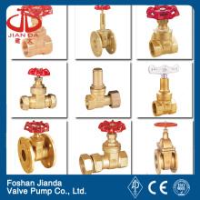 brass shut-off ball valve with union