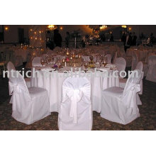 Polyester chair cover,hotel/banquet chair covers