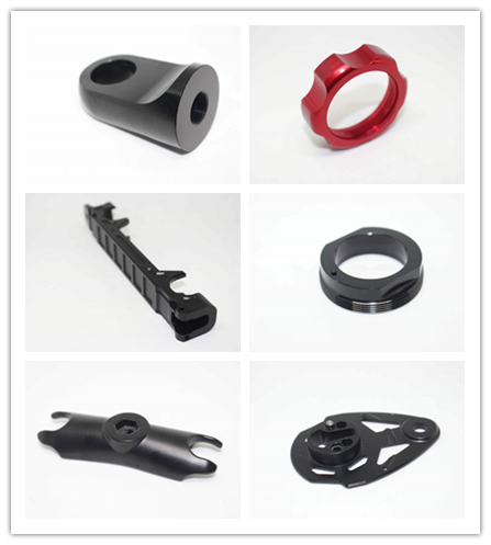 Aluminium Parts Precision Part