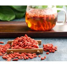 Novo certificado orgânico seco goji berry ningxia wolfberry vermelho chinês goji