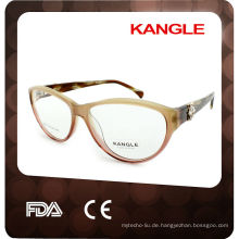 handgemachtes Brillengestell des Modells Art und Weise