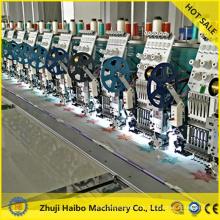 Stickmaschine für Schuh Stickerei Maschine glücklich Tajima Stickmaschine Haken Koban japan