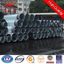 12m 1000dan Steel Galvanized Distribution Pole