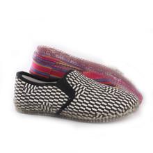 Zapatos de mujer Zapatos de confort de ocio de moda con suela transparente (SNC-64025)