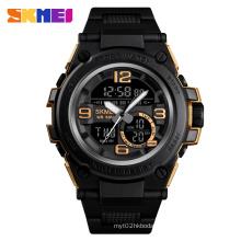 SKMEI 1452 branded men sport watch digital analog hand clock for man watch