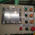 Cerca de malha de arame de diamante que faz a máquina