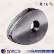 DIN3091 molde maleable cable de cuerda maleable