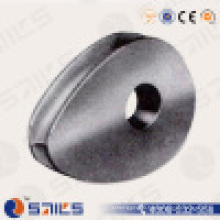 DIN3091 Cast Malleable Solid Wire Rope Thimble