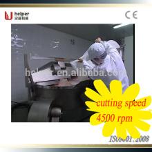 Maquinaria auxiliar usada cortadora de cuenco cortadora de cuenco Chopper