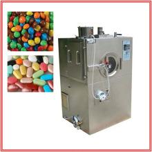 Máquina automática de revestimento farmacêutico para comprimidos e comprimidos
