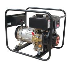 Портативный дизельный генератор мощностью 2 кВт (DG2500E)