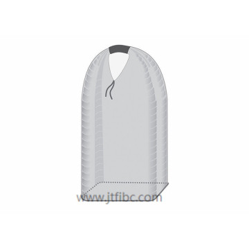 Single Loop Circular Jumbo Bag Tonentasche