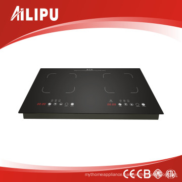 European Technology Double Burners Induction Cooker Model Sm-Dic13b2