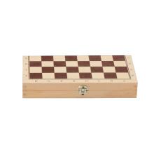 Juego de madera de ajedrez y de backgammon (CB1070)