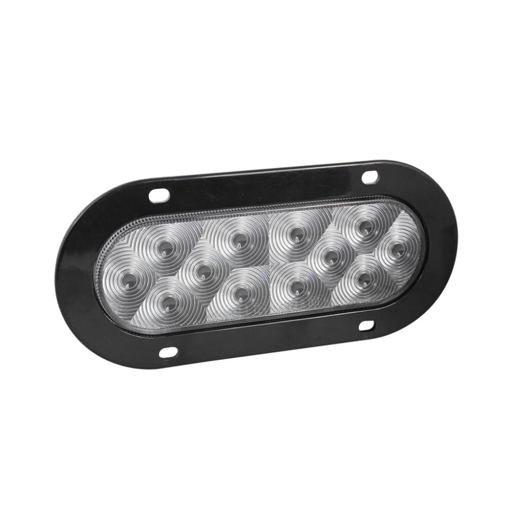 100% Waterproof  Frange Mount LED Truck Reversing Lamps