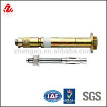 hot!galvanized steel fix bolt m8