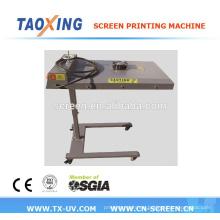 high speed flash dryer matching with t-shirt printer