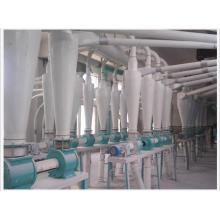 10-1000 t / dia fábrica de farinha de trigo / máquina de moagem de farinha de trigo / máquina de moagem de farinha de milho para venda