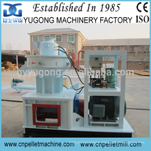 Yugong 800kg/h pellet press machine for wood fiber