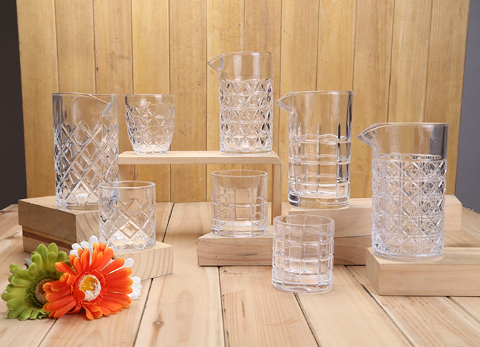 glass drinkwares