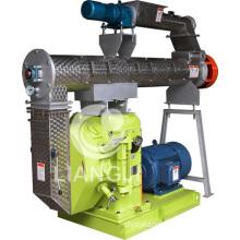Animal Feeding Pellet Making Machine (SZLH350)