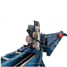 Full automatic cable tray roll forming line making machine with good quality