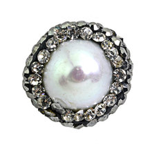 Lovely Pearl Accessory Bead for Bracelet Necklace Jewelry DIY