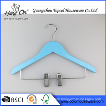 Wholesale good quality Wooden Coat Hanger Printed