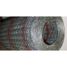 1-1/2 x 17 GA SELF-FURRED WOVEN STUCCO NETTING