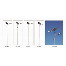 Energy saving solar led street light