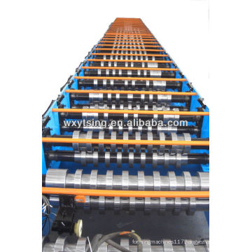 23-50 Stations and High Strength Panasonic Metal Deck Forming Machine/ Metal Decking Machine
