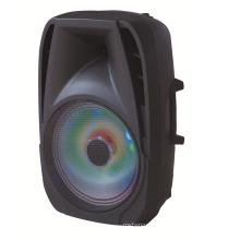 12 Inch Trolley Speaker for Stage with Bt Mic F18d