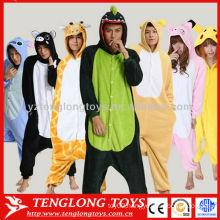 Animal Styles Costume Pajamas S M L XL