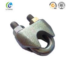 Din1142 ajustable cable cuerda clip