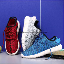 High Qanlity Fashion Knitted Air Women Shoes (HL-B94)