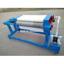 El filtro de la placa de la máquina de la prensa del filtro del nuevo proceso de China de la venta 320 para el vino