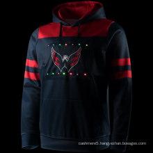 Loyalty Washington lights up pullover hoodie